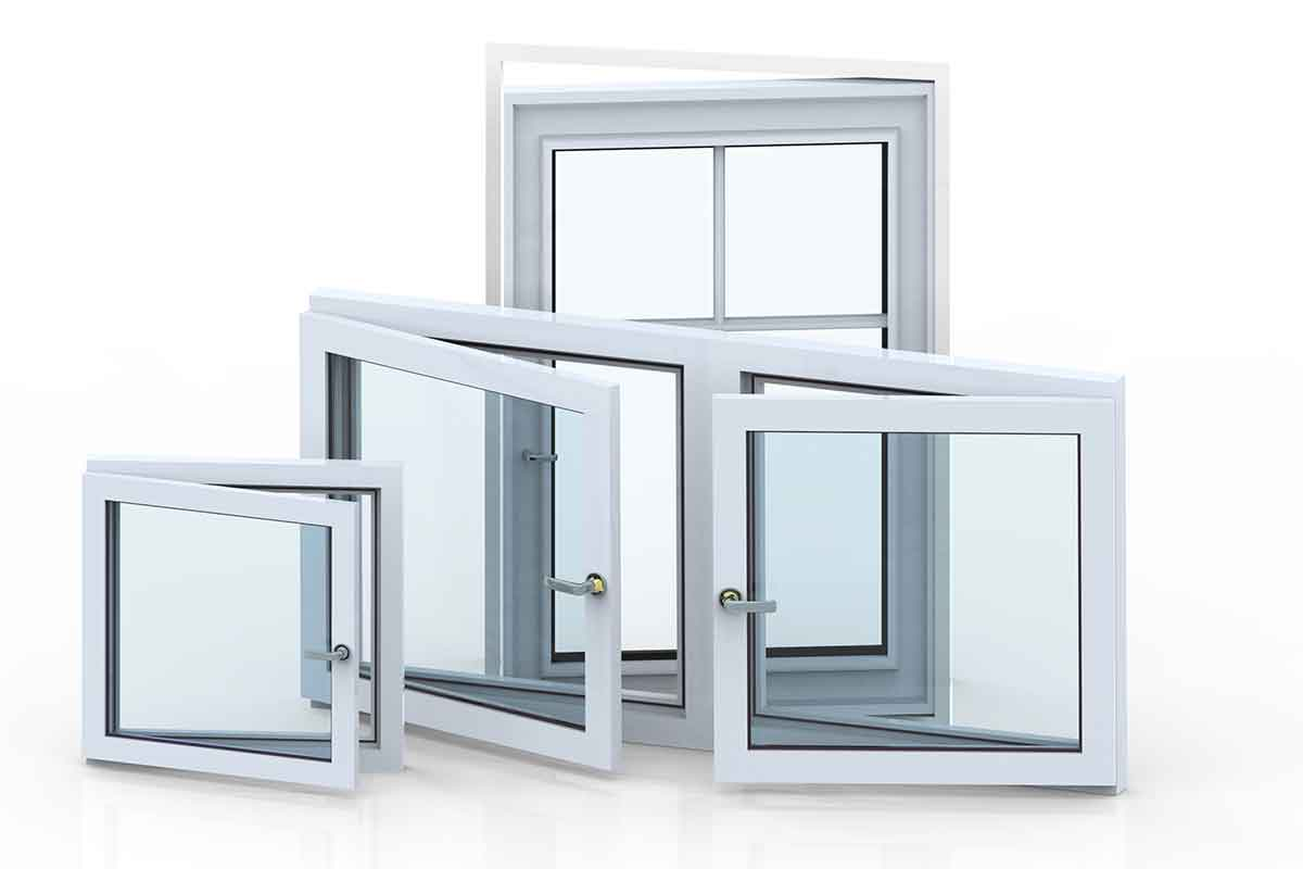 Wir reparieren Ihre Kunststoff-Fenster – fachmännisch und schnell.