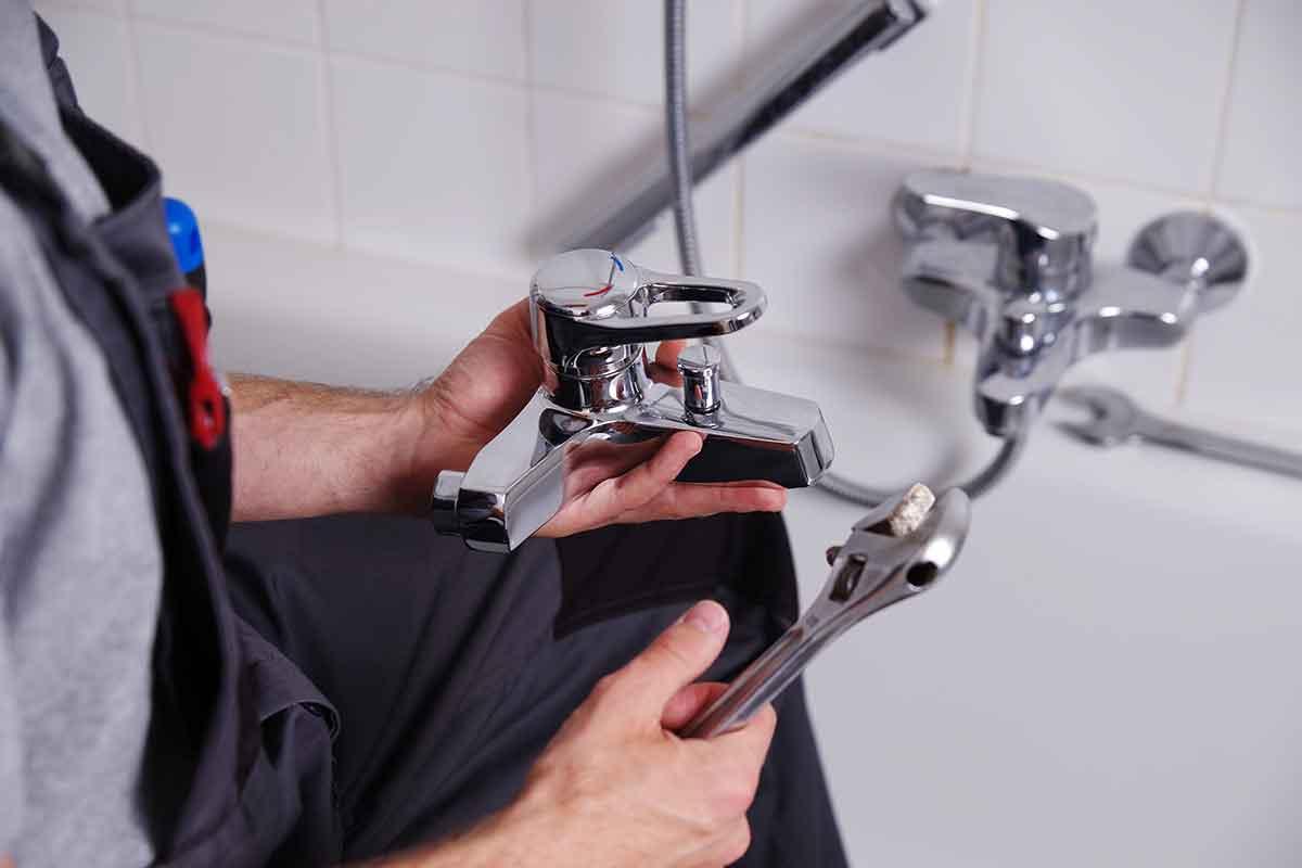Sanitär Reparaturen in Küche und Bad – schnell und kompetent durch KBK
